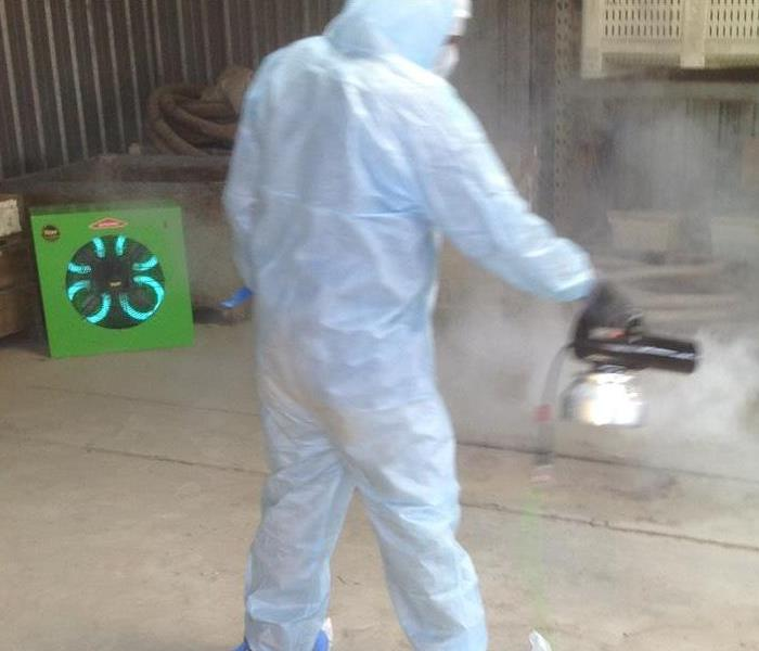 Bio Hazard Clean-up (Town Not To Be Specified ) After